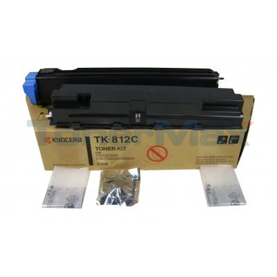 KYOCERA MITA FS-8026N C2630D TONER CYAN